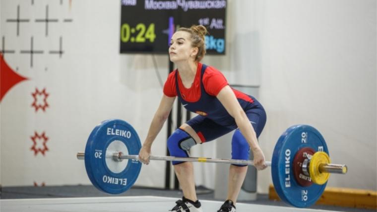 Петров одержал победу молодёжный чемпионат Европы потяжёлой атлетике