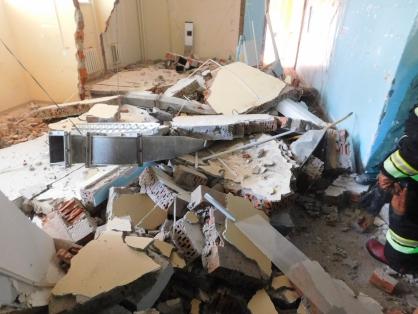 ВНовочебоксарске руководитель компании ответит затравмированных обрушившейся стеной рабочих