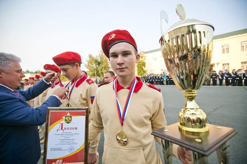 Пензенские кадеты поборются зазвание наилучших на«Зарнице Поволжья»
