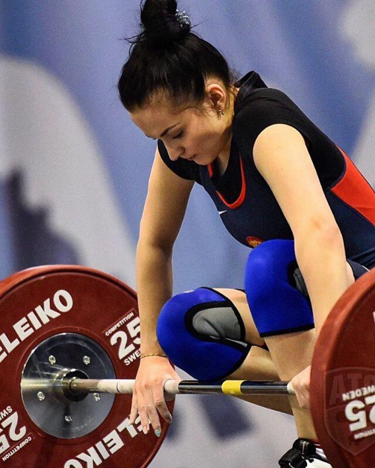 Брянскому тяжелоатлету нехватило килограмма добронзовой медали