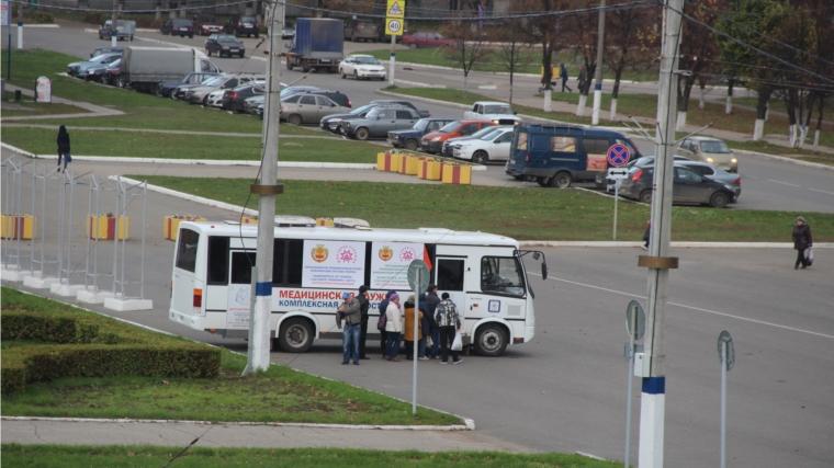 Кировчане смогут бесплатно привиться отгриппа наплощади