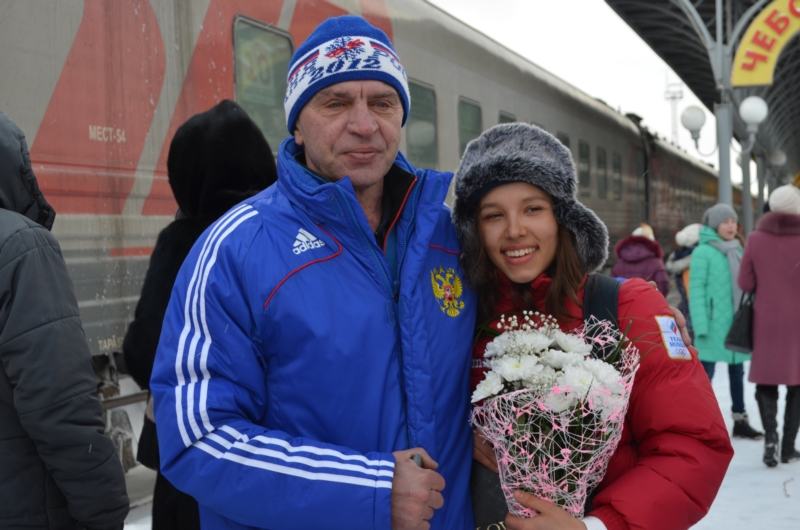 Уроженка Удмуртии Алина Загитова одолела вЕвропейском юношеском Олимпийском фестивале
