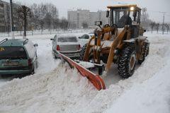ГИБДД советует водителям быть предельно осторожными снег метель