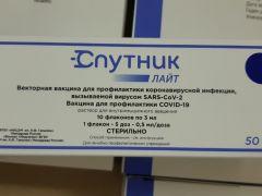 В Чувашию поступила первая партия вакцины «Спутник Лайт» #стопкоронавирус