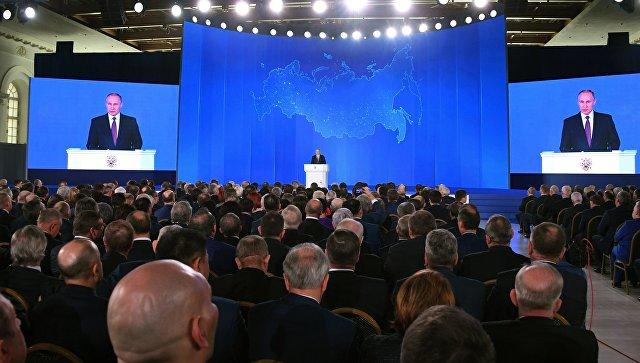 Куйвашев приглашен нацеремонию провозглашения послания Владимира Путина Федеральному Собранию
